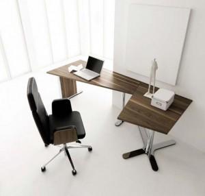 Minimalismo en la oficina chocobuda for Oficinas pequenas minimalistas