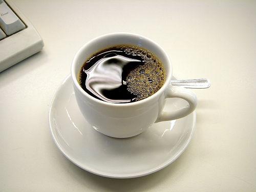 Lluvia, dharma y café