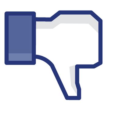 Adiós a mi Facebook personal [Minimalismo extremo]