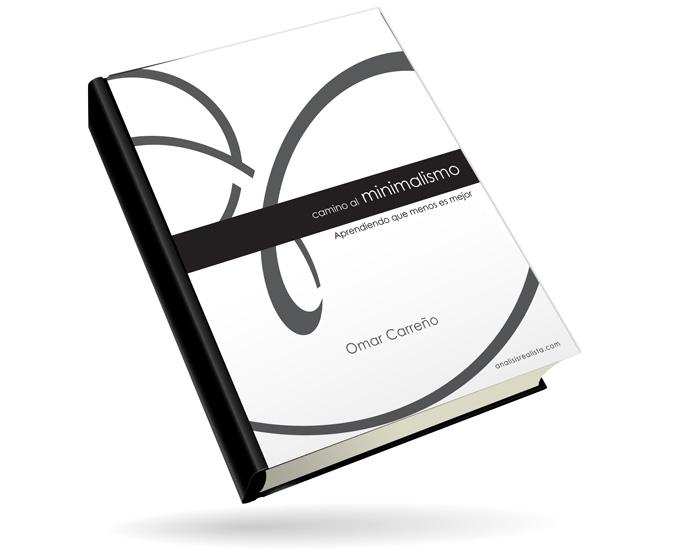 Camino al Minimalismo, libro de Omar Carreño [Reseña]