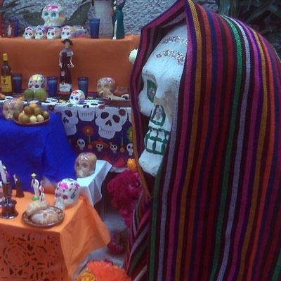 El Buda y la muerte [Semana de Muertos 2012]