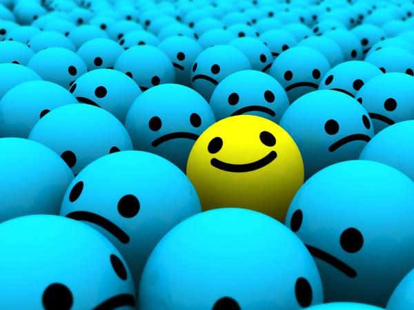 Porqué odias a los optimistas