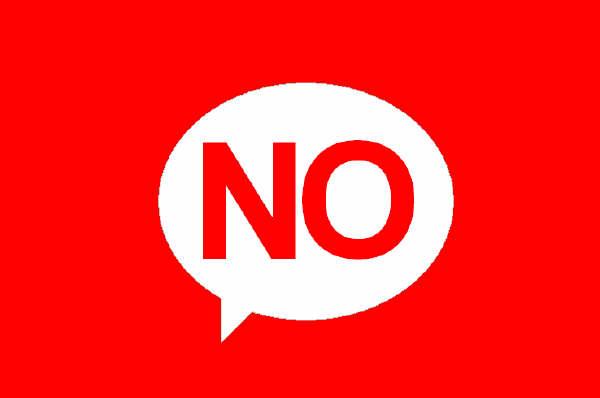 El poder de decir NO