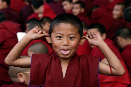 ¿Cómo convierto a mi hijo al budismo?