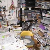 La oficina minimalista