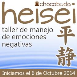 Heisei, taller de manejo de emociones negativas