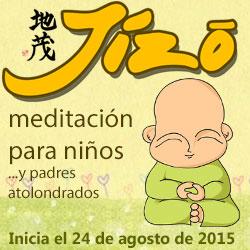 Jizo, meditación para niños