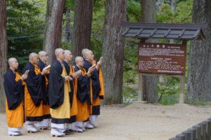 monjes-zen
